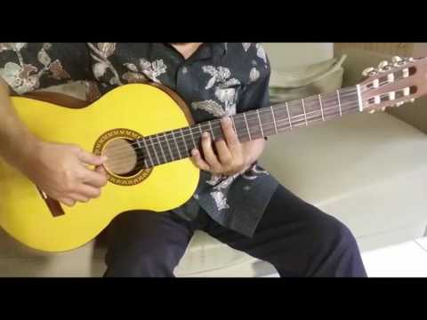 Ayah - Rinto Harahap (Fingerstyle Cover)