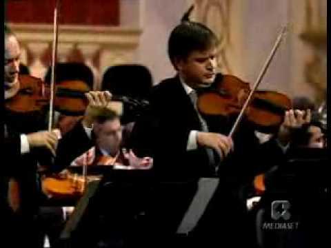Mozart Sinfonia Concertante 1st. mov (1), Francesco Manara, Simonide Braconi.