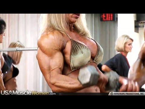 Download Dianne Solomons - Female Muscle Fitness Motivation