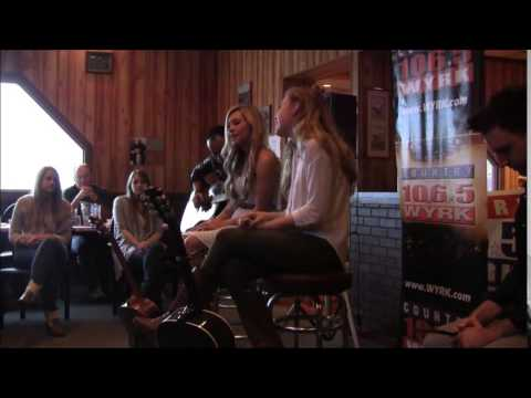 Maddie & Tae Performs After the Storm Blows Through for WYRK