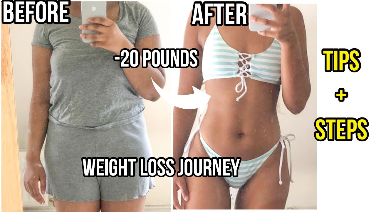 Fast Weight Loss Tips   How I lost 20 POUNDS in 1 month Easy and Maintained it