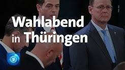 Wahl in #Thüringen: So lief der Wahlabend