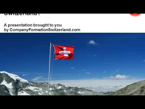 Why Invest in Switzerland