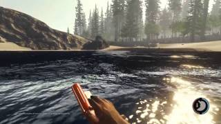 The Forest - How to get the Flare Gun without Dying ! - Secret Flare Gun