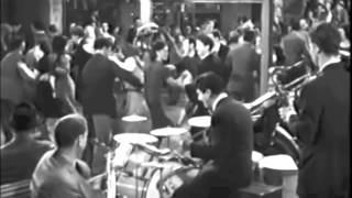 "Gene Krupa ""Wire Brush Stomp"""