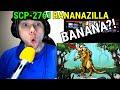 Gambar cover SCP-2761 Bananazilla SCP Animation @TheRubber REACTION!