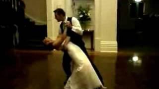 Свадебный танец. Хастл.