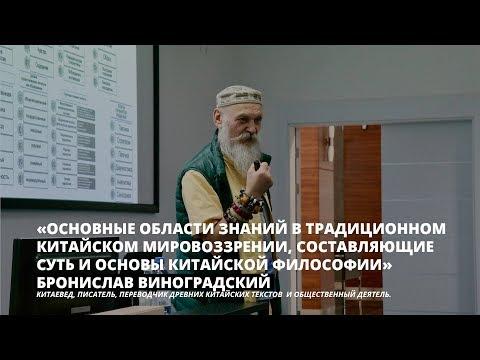 Гостевая лекция Бронислава Виногродского