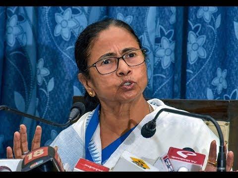 CBI vs Kolkata Police: Mamata Banerjee Addresses Media