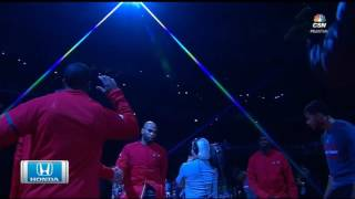 Chicago Bulls Intro (vs IND, 2016.10.29)