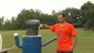 Biogas from Vegetarian Food Waste - UF BioEnergy Summer School 07