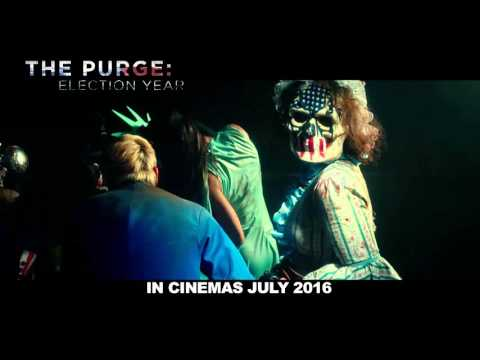 THE PURGE: ELECTION YEAR l Trailer A l IN CINEMAS 14 JULY
