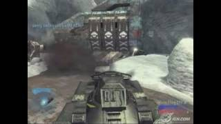 Halo 2 Multiplayer Map Pack Xbox Gameplay - Containment