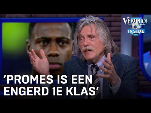 Johan Haalt Uit: 'Promes Is Een Engerd Eerste Klas'   VERONICA INSIDE