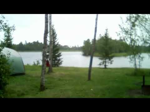 Hoyt lakes camping 2015
