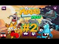 Mixels Rush (By Cartoon Network) - iOS / Android - Gameplay Video Part 2