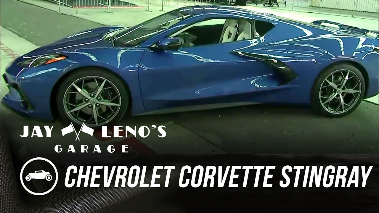 Jay Leno has the first look at the 2020 Chevrolet Corvette Stingray