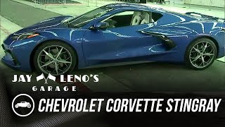 Jay Leno has the first look at the 2020 Chevrolet Corvette Stingray - Jay Leno