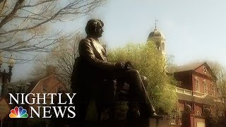 Harvard Rescinds 10 Admissions Over Offensive Memes | NBC Nightly News