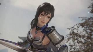 Dynasty Warriors 9 Character Highlight Video: Wang Yi