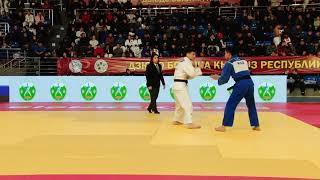 Спорт. Дзюдо. Чемпионат Кыргызстана-2020. День 1 Татами А Часть 3