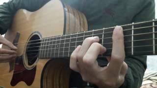 Hơi ấm mùa đông guitar cover
