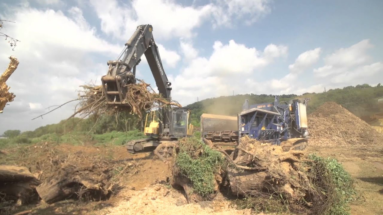 Land Clearing Operator Jobs At Brubacher Youtube
