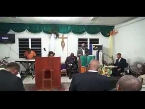 Bishop Charlesworth Ev. Browne 30th Year in Ministry Anniversary  Part 1
