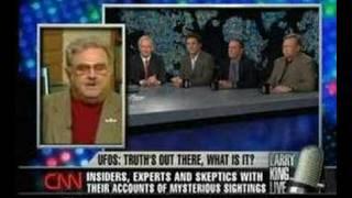 Teil 5: Larry King: UFO-debate: The UFO-Coverup?