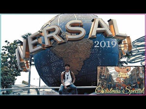 Universal Studios Singapore 2019   GoPro Max Footage