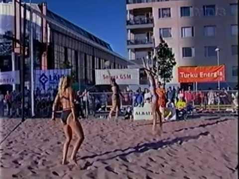 CityBeachVolley 2000 - Turku FIN