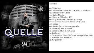 Sa4 - Neue deutsche Quelle - Album Tracklist