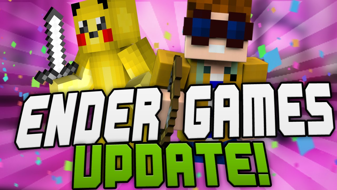 Download SCOREBOARD UPDATE bei Ender Games!