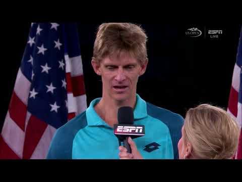 Illini Men's Tennis: Kevin Anderson Post-Match Interview