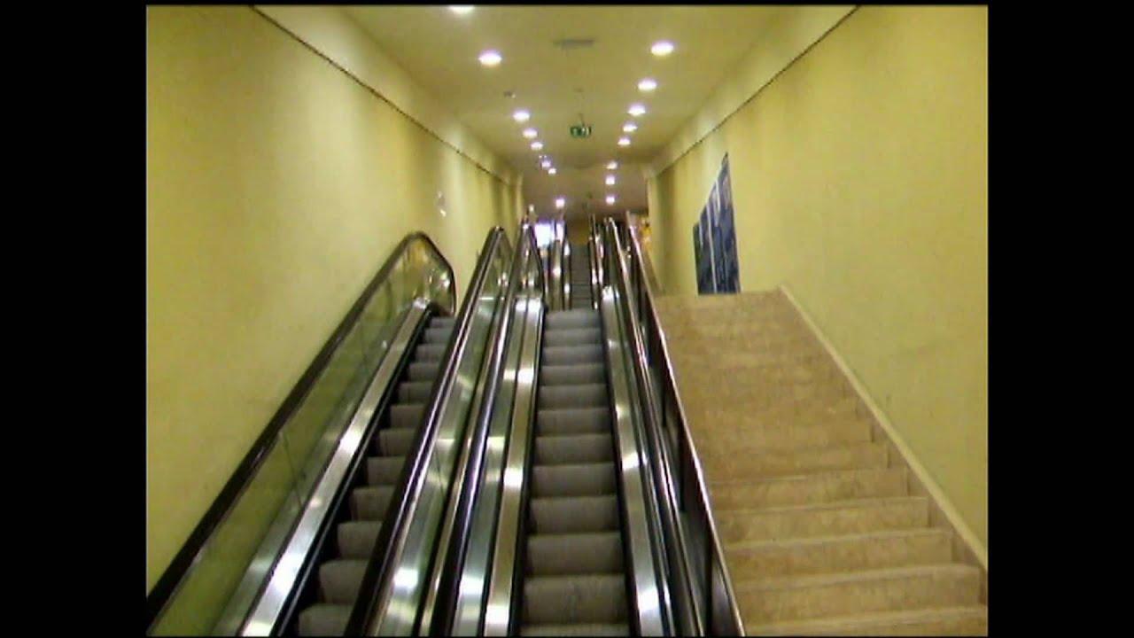 Le scale mobili di siena youtube - Sognare scale mobili ...