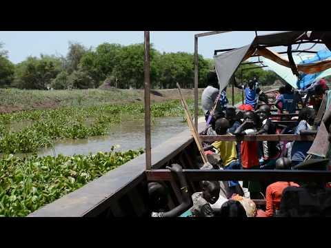 Sydsudan, Upper Nile IDP vender hjem
