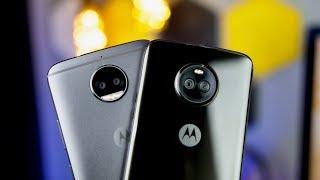 Moto X4 vs Moto G5S Plus Camera Comparison