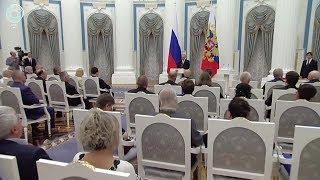 """Юрий Бугаков стал полным кавалером ордена """"За заслуги перед Отечеством"""""""