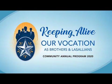 Calvert Hall College High School Community - CAP Message to Brothers 2020