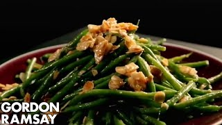 Green Bean Salad With Mustard Dressing - Gordon Ramsay