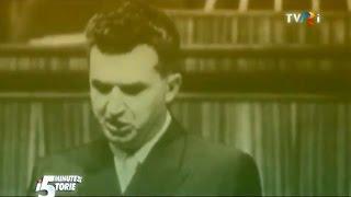 5 minute de istorie Tezele din iulie 1971