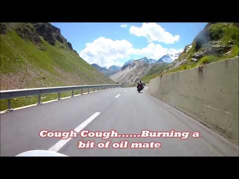 European motorcycle trip 2017 Day 3 part 3......Stelvio to Andermatt,Switzerland
