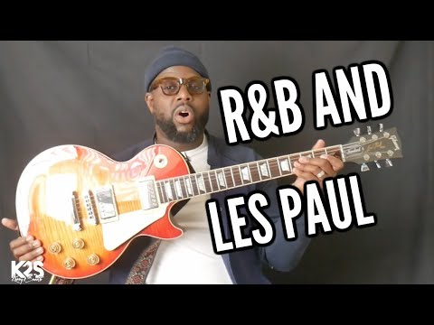 Playing R&B With A Les Paul- Example, Yummy By Justin Bieber