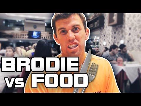 Brodie Vs. Food: Brazilian Barbecue!