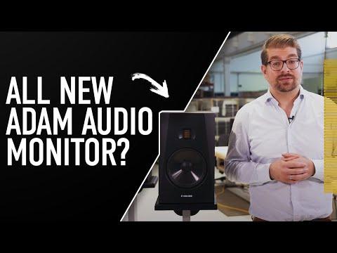 The ALL NEW ADAM Audio T8V