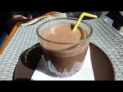 Leche de Almendras con Chocolate /Chocolate Almond Milk