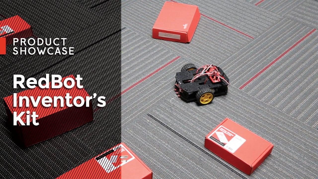Sparkfun Inventor/'s kit for RedBot rob-12649