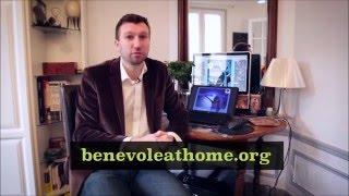 Interview Fondateur BENEVOLE At HOME