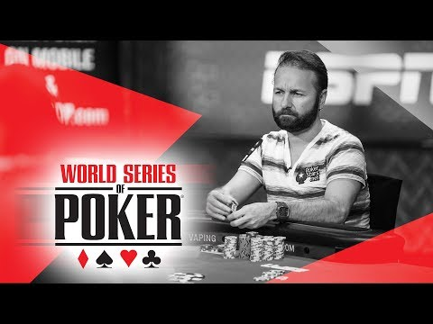 Daniel Negreanu: Greatest Fold Ever? | 2015 WSOP Main Event: Day 7 | PokerGO