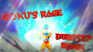 Goku's Rage - [Dubstep Remix] - ENG DUB